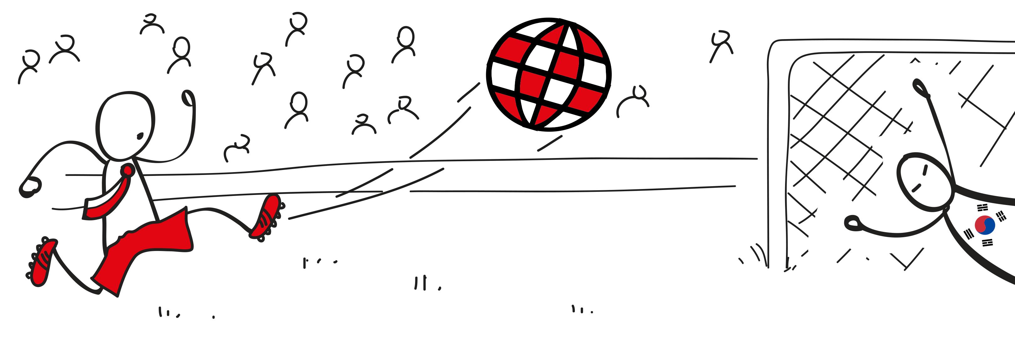 Polska vs Korea... w internecie