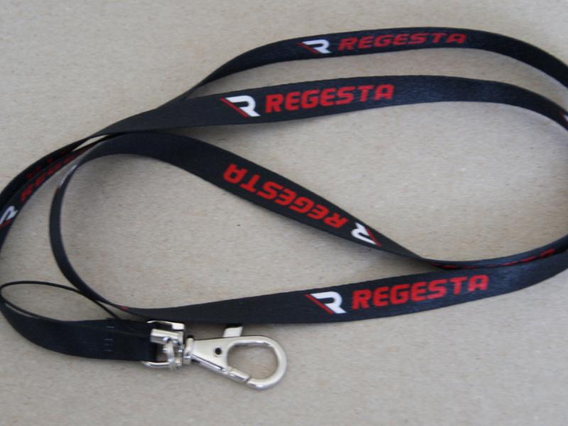 Smycz na klucze dla firmy Regesta