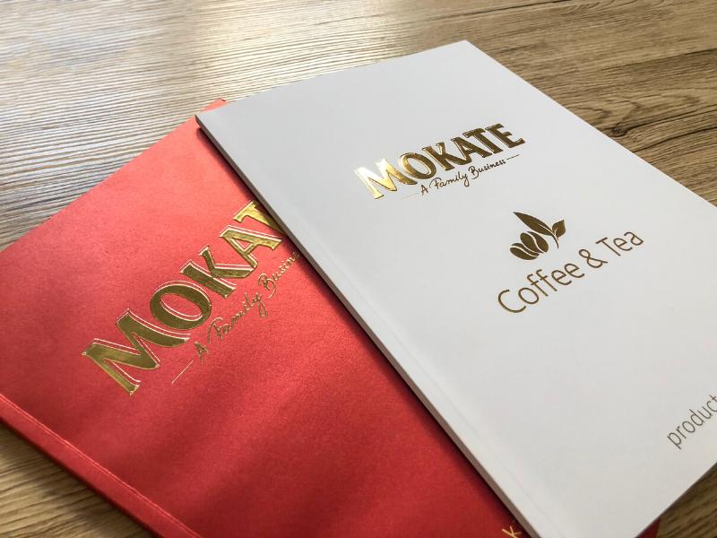 Katalogi dla firmy Mokate