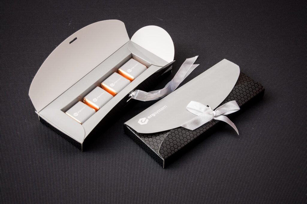 Niebanalne pudełko na czekoladki