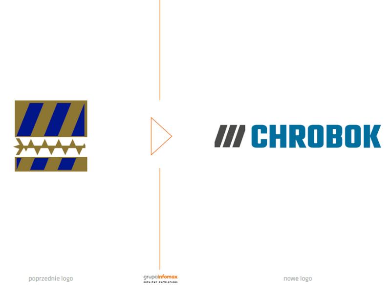 zmiana logo, refresh