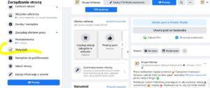 skuteczność działań w social mediach - statystyki Facebooka