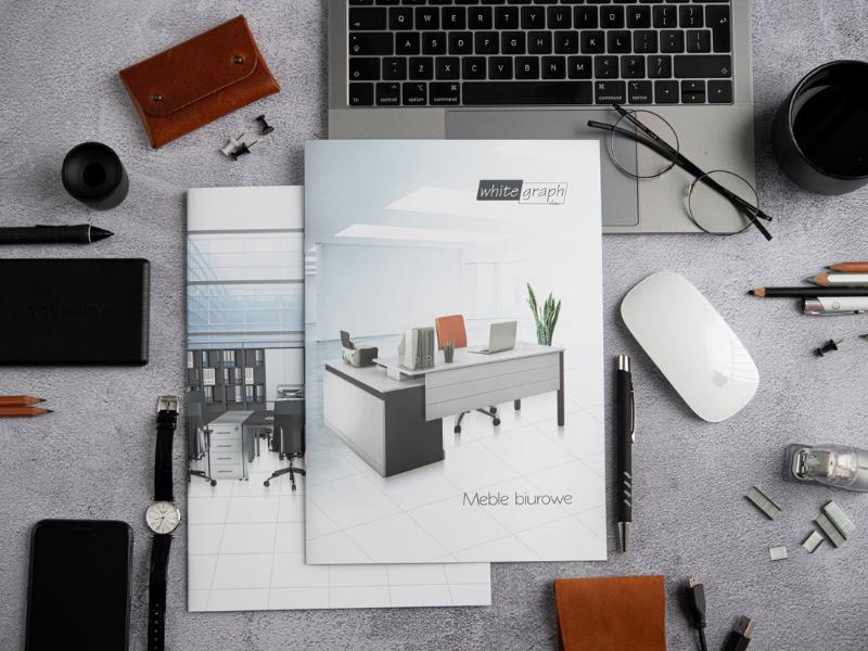 katalogi firmowe, produktowe