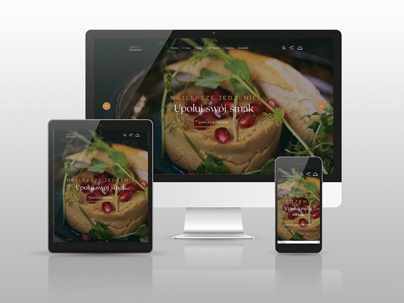 Copywriting dla restauracji - Łowcy Smaków