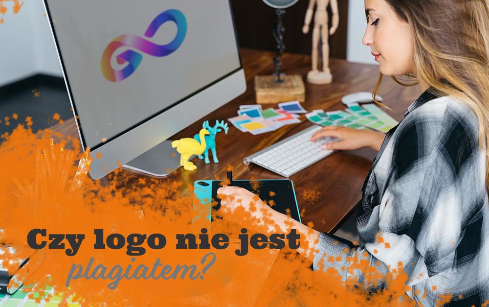 plagiat logotypu firmy