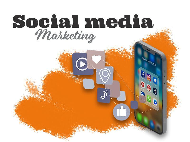 Social media marketingbuduje relacje między marką a klientami