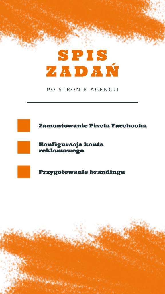 Social media prowadzone przez agencję